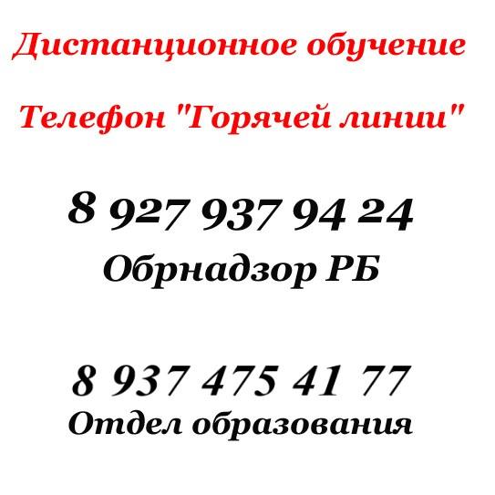 Телефон ДО
